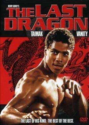 Rent The Last Dragon Online DVD Rental