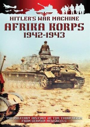 Rent Afrika Korps: 1942-1943 Online DVD Rental