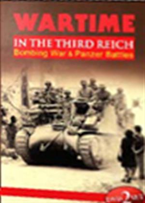 Rent Wartime in the Third Reich: Bombing War and Panzer Battles Online DVD Rental