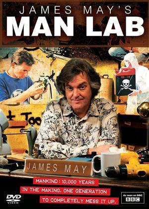 Rent James May's Man Lab: Series 1 Online DVD Rental