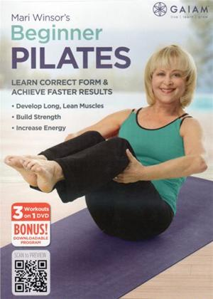 Rent Gaiam: Beginners Pilates with Mari Winsor Online DVD Rental
