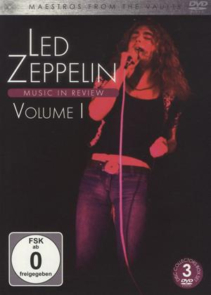 Rent Led Zeppelin: Music in Review: Vol.1 Online DVD Rental