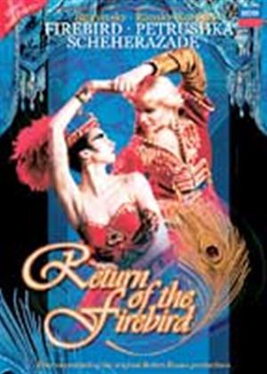 Rent Bolshoi Ballet: Return of the Firebird Online DVD Rental
