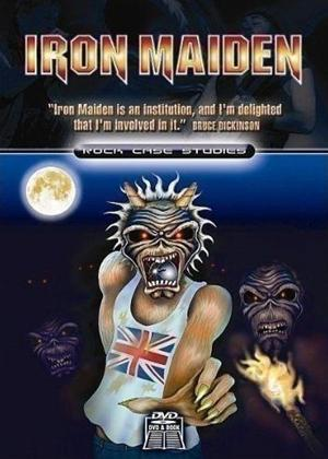 Rent Iron Maiden: Rock Case Studies Online DVD Rental