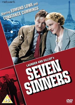 Rent Seven Sinners Online DVD Rental