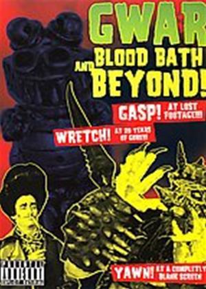 Rent GWAR: Blood-bath and Beyond Online DVD Rental