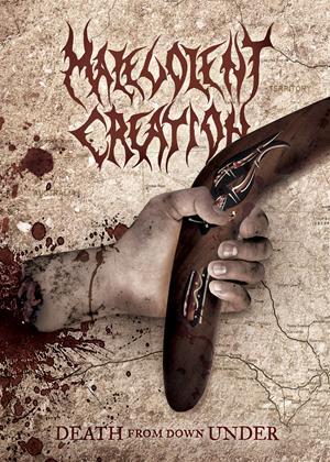 Rent Malevolent Creation: Death from Down Under Online DVD Rental