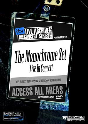 Rent The ITV Sessions: The Monochrome Set: Live in Concert Online DVD Rental