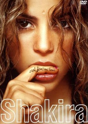 Rent Shakira: Oral Fixation Tour Online DVD Rental