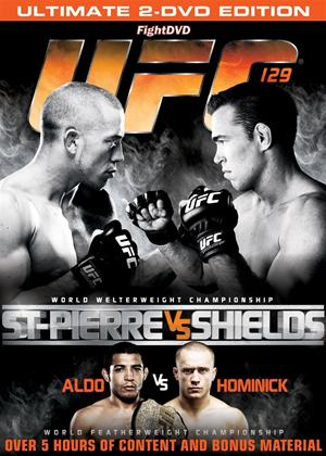 Rent UFC: 129: St. Pierre vs. Shields (aka Ultimate Fighting Championship: 129: St. Pierre vs. Shields) Online DVD Rental