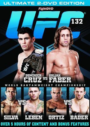 Rent UFC: 132: Cruz vs. Faber (aka Ultimate Fighting Championship: 132: Cruz vs. Faber) Online DVD Rental