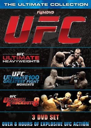 Rent UFC: The Ultimate Collection (aka UFC Ultimate Collection: 100 Greatest Fight Moments, Heavyweights & Knockouts 8) Online DVD Rental