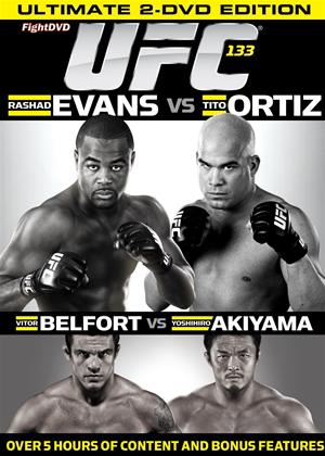 Rent UFC: 132: Evans vs. Ortiz (aka Ultimate Fighting Championship: 132: Evans vs. Ortiz) Online DVD Rental