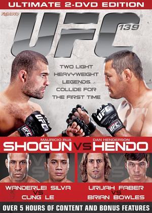 Rent UFC: 139: Shogun vs. Hendo (aka Ultimate Fighting Championship: 139: Shogun vs. Henderson) Online DVD Rental