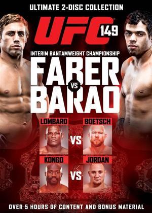 Rent UFC: 149: Faber vs. Barao (aka Ultimate Fighting Championship: 149: Faber vs. Barao) Online DVD Rental