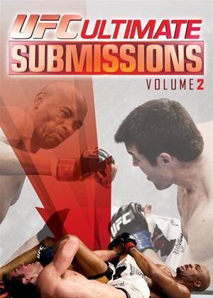 Rent Ultimate Fighting Championship: Ultimate Submissions 2 Online DVD Rental
