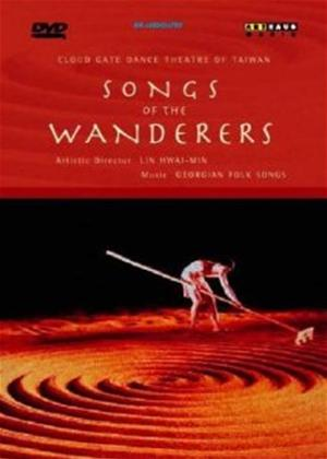 Rent Cloud Gate Dance Theatre of Taiwan: Songs of the Wanderers Online DVD Rental