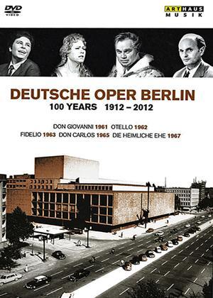 Rent Deutsche Oper Berlin: 100 Years: Centennial Edition Online DVD & Blu-ray Rental