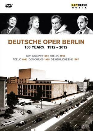 Rent Overture 1912: Deutsche Oper Berlin Online DVD Rental