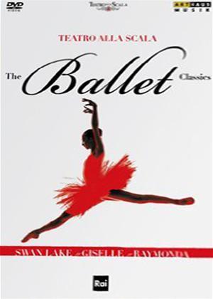 Rent Teatro Alla Scala: The Ballet Classics Online DVD Rental