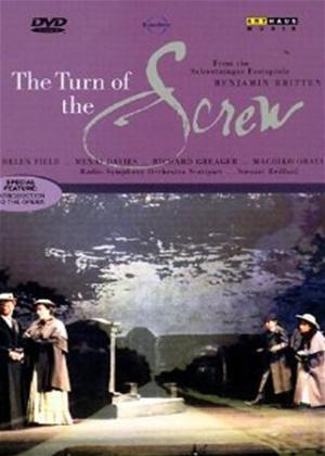 Rent The Turn of the Screw: Schwetzinger Festspiele (Bedford) Online DVD Rental