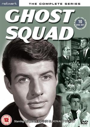Rent Ghost Squad: The Complete Series Online DVD Rental