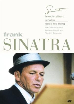 Rent Frank Sinatra: Francis Albert Sinatra Does His Thing Online DVD Rental