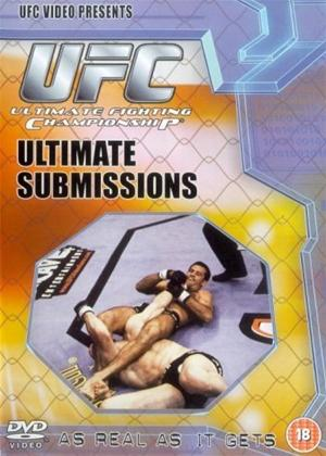 Rent UFC: Ultimate Submissions (aka Ultimate Fighting Championship: Ultimate Submissions) Online DVD Rental