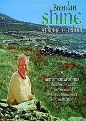Rent Brendan Shine: At Home in Ireland Online DVD Rental