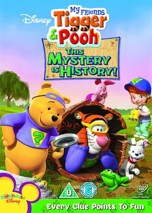 Rent My Friends Tigger and Pooh: This Mystery Is History Online DVD Rental