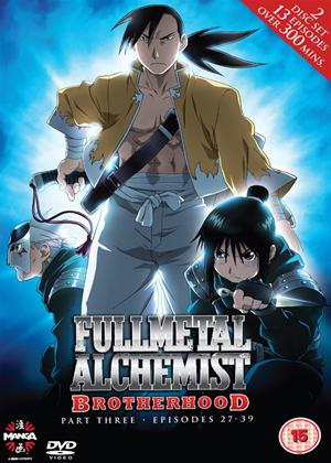 Rent Full Metal Alchemist Brotherhood: Vol.3 (aka Hagane no renkinjutsushi) Online DVD Rental