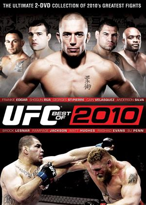 Rent Ultimate Fighting Championship: Best of 2010 Online DVD Rental