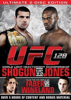 Rent Ultimate Fighting Championship: 128: Shogun vs. Jones Online DVD Rental