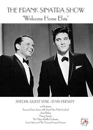 Rent The Frank Sinatra Show: Welcome Home Elvis Online DVD Rental