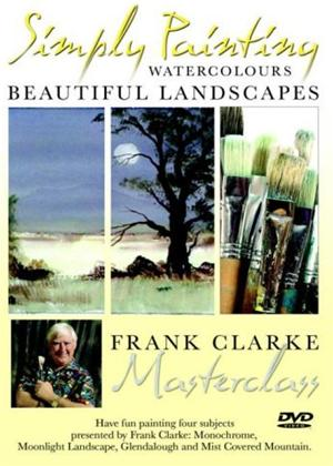 Rent Simply Painting Watercolours: Beautiful Landscapes Online DVD & Blu-ray Rental