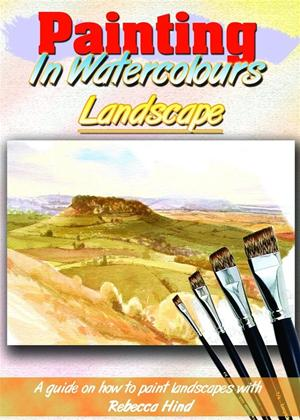 Rent Painting in Watercolours: Landscape Online DVD Rental