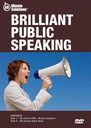 Rent Brilliant Public Speaking Online DVD Rental