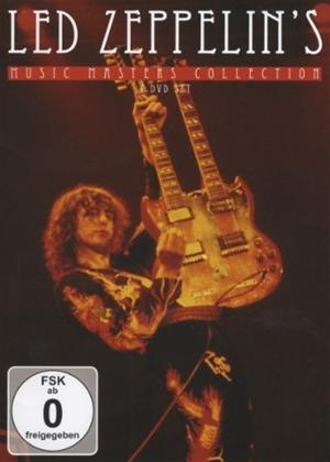 Rent Led Zeppelin: Music Masters Collection Online DVD Rental