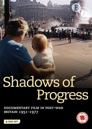 Rent Shadows of Progress: Documentary Film in Post-War Britain 1951-1977 Online DVD Rental