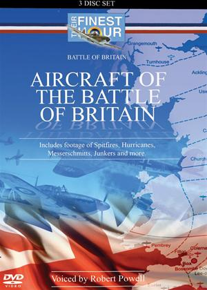 Rent Their Finest Hour: Aircraft of the Battle of Britain Online DVD Rental