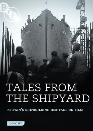 Rent Tales from the Shipyard Online DVD Rental