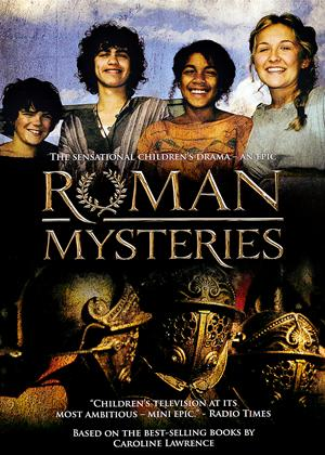 Rent Roman Mysteries Online DVD & Blu-ray Rental