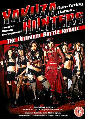 Rent Yakuza Hunters 1: The Ultimate Battle Royale (aka Sukeban hantâzu: Sôkatsu nagurikomi sakusen) Online DVD Rental
