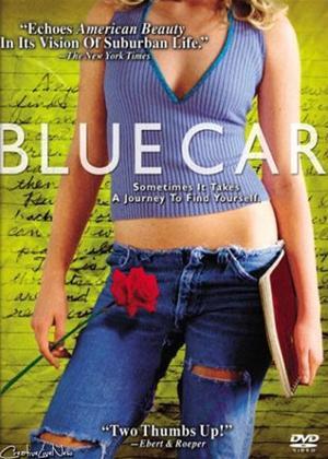 Rent Blue Car Online DVD Rental