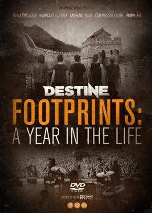 Rent Destine: Footprints: A Year in the Life Online DVD Rental