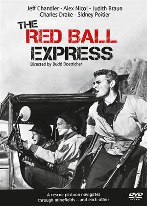 Rent Red Ball Express Online DVD Rental