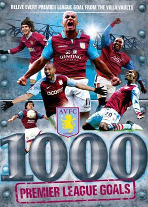 Rent Aston Villa: 1000 Premier League Goals Online DVD Rental