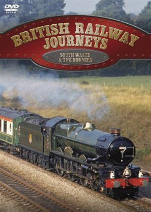 Rent British Railway Journeys: South Wales and the Borders Online DVD Rental
