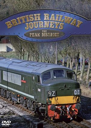 Rent British Railway Journeys: Around the Peak District Online DVD Rental