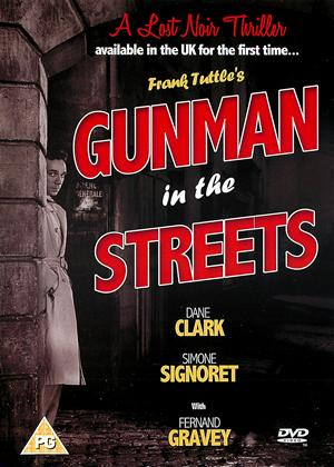 Rent Gunman in the Streets (aka Traqué) Online DVD Rental